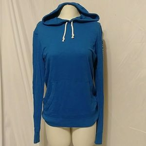 Womens American Eagle Long Sleeve Pullover